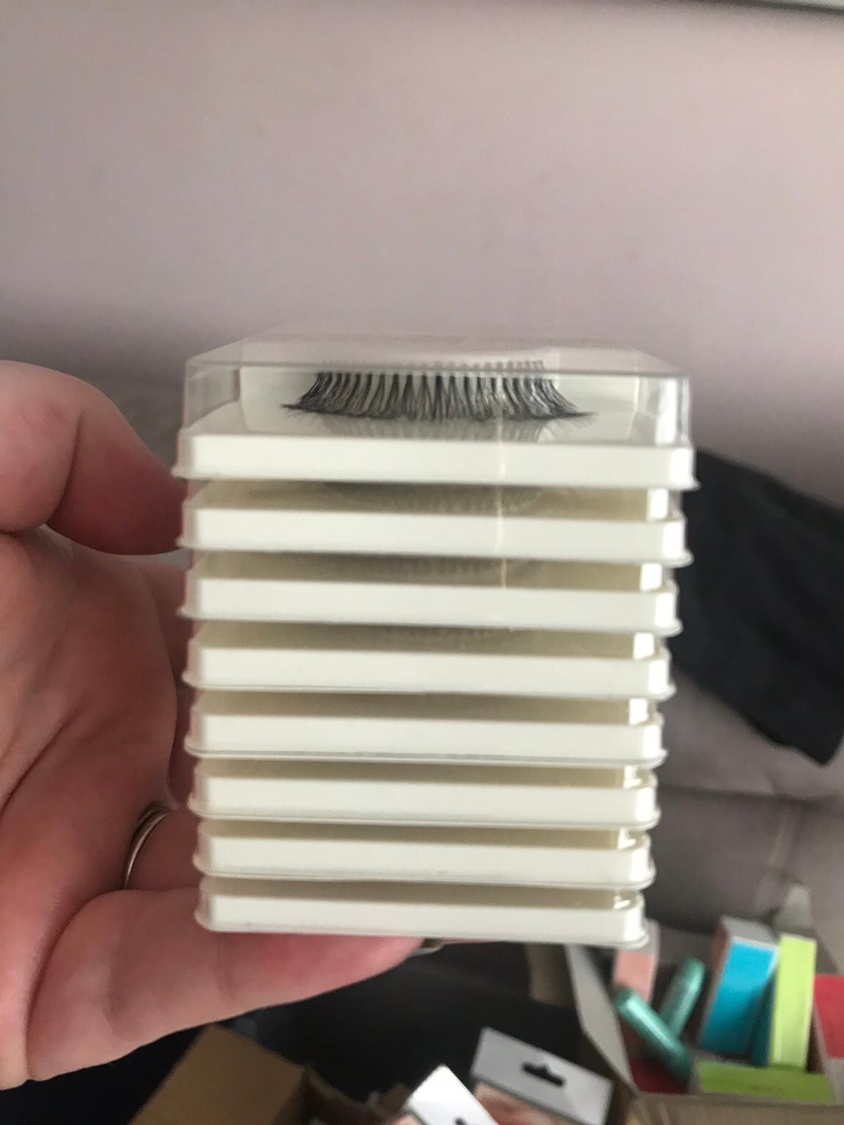 False eyelashes - professional quality BULK