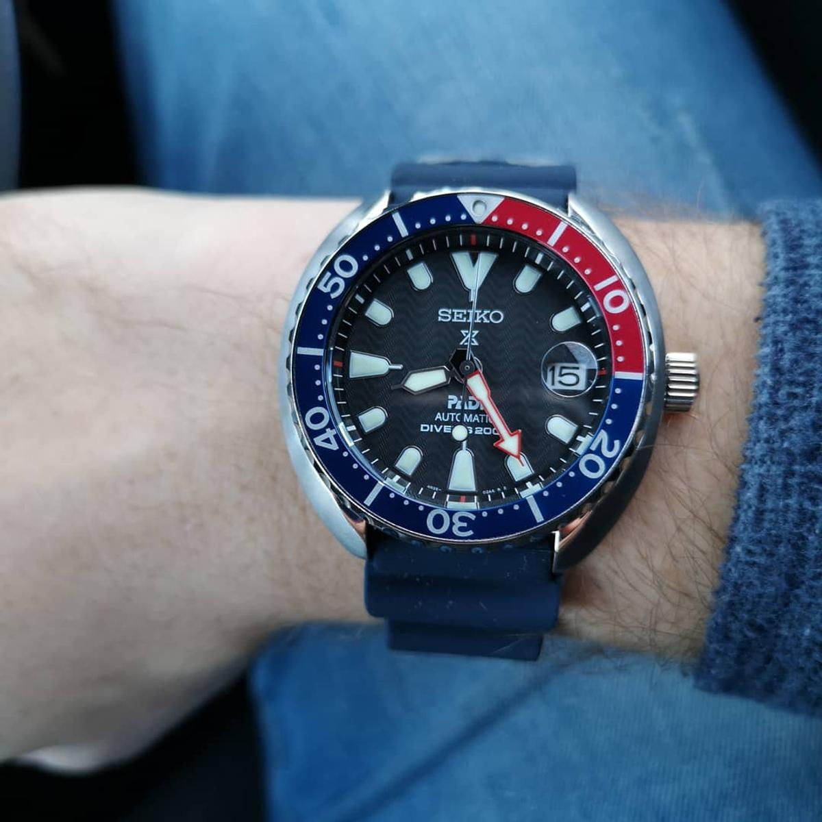 Seiko Srpc41k1 Padi Automatic Watch In Three Rivers For 295 00 For