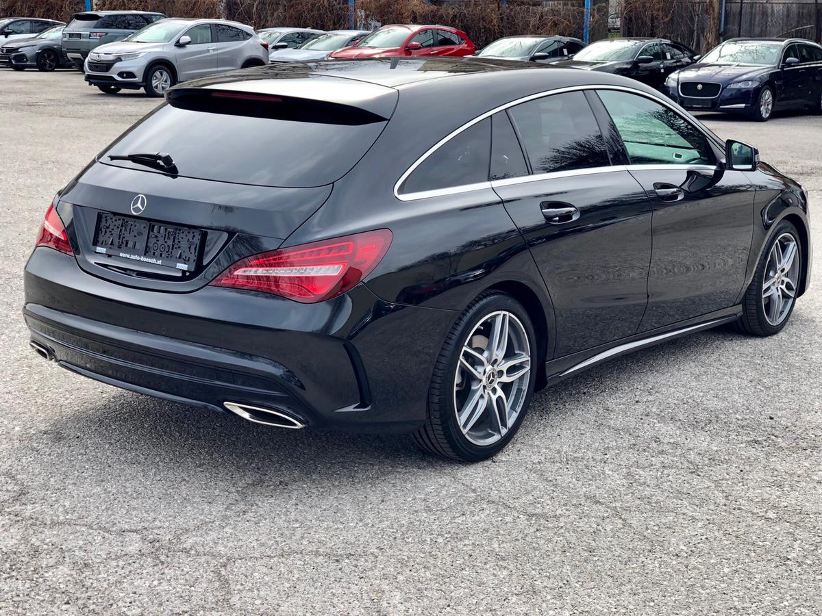 Mercedes Benz Cla 200d Shooting Brake Amg Top In 1230 Wien For 28 500 00 For Sale Shpock