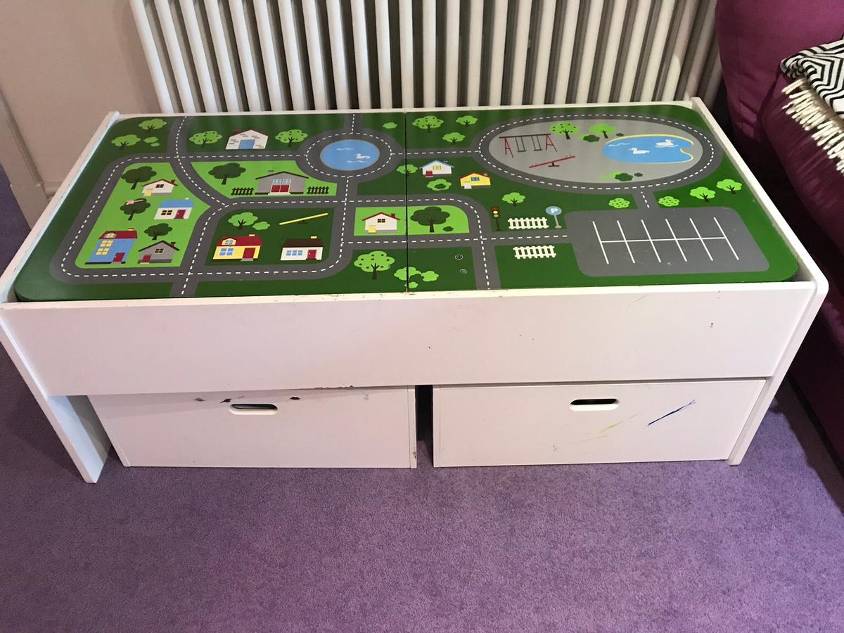 Child S Storage Table Coffee Table In Eh4 Murrayfield For 30 00