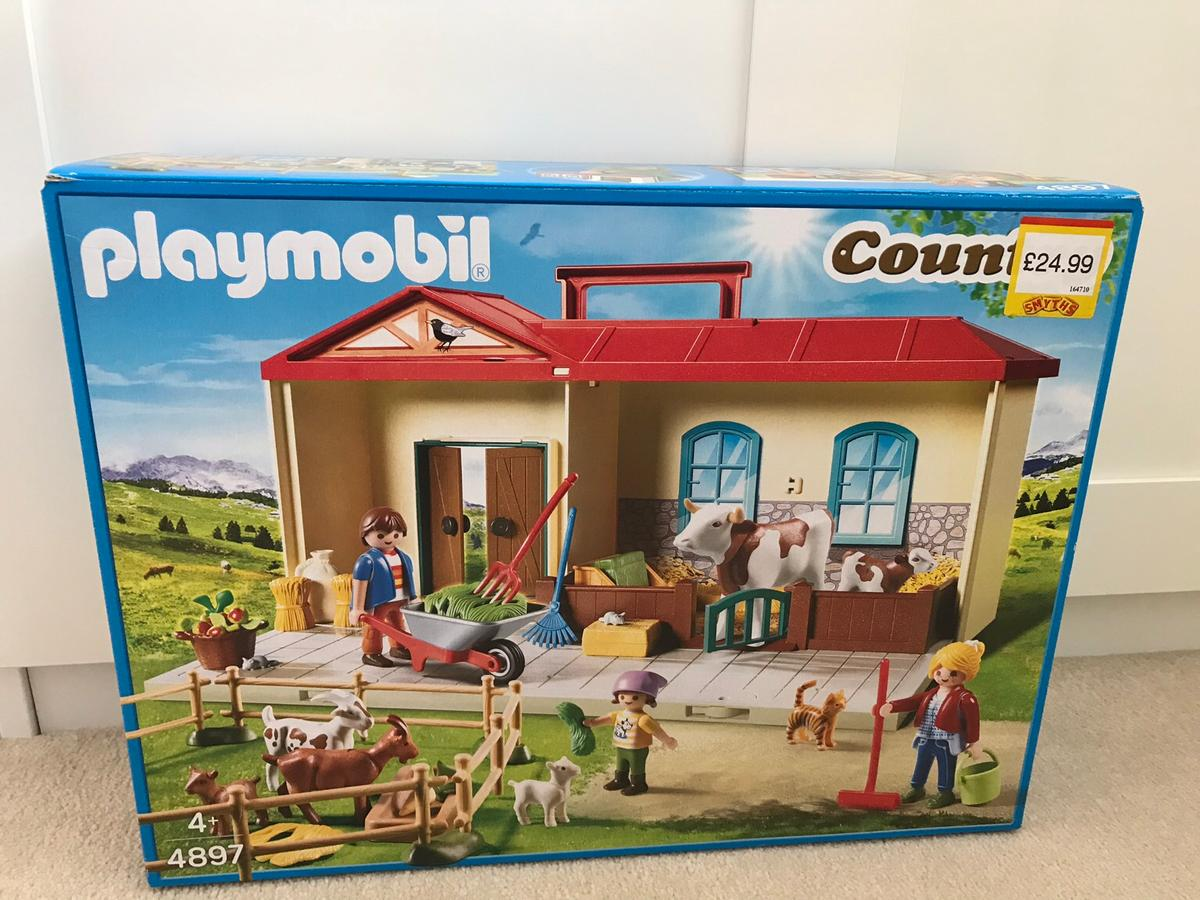 Frisk Playmobil Country Farm Set in TF10 Aston for £14.00 for sale - Shpock EQ-25