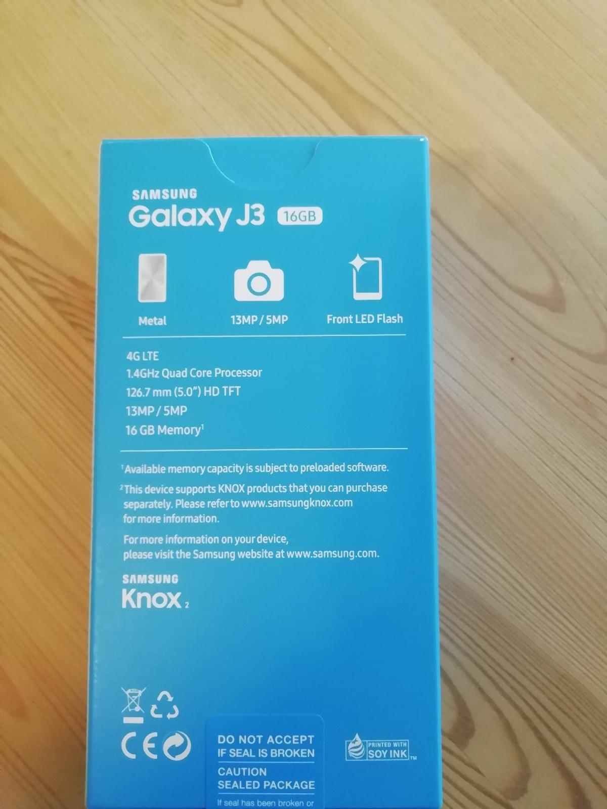 Samsung galaxy J3 2017 in North Luffenham for £140 00 for