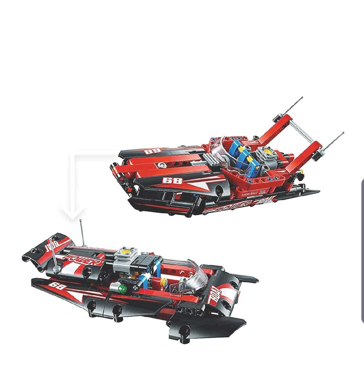 Lego 42089 Technic Rennboot In 6700 Bludenz For 1500 For Sale Shpock