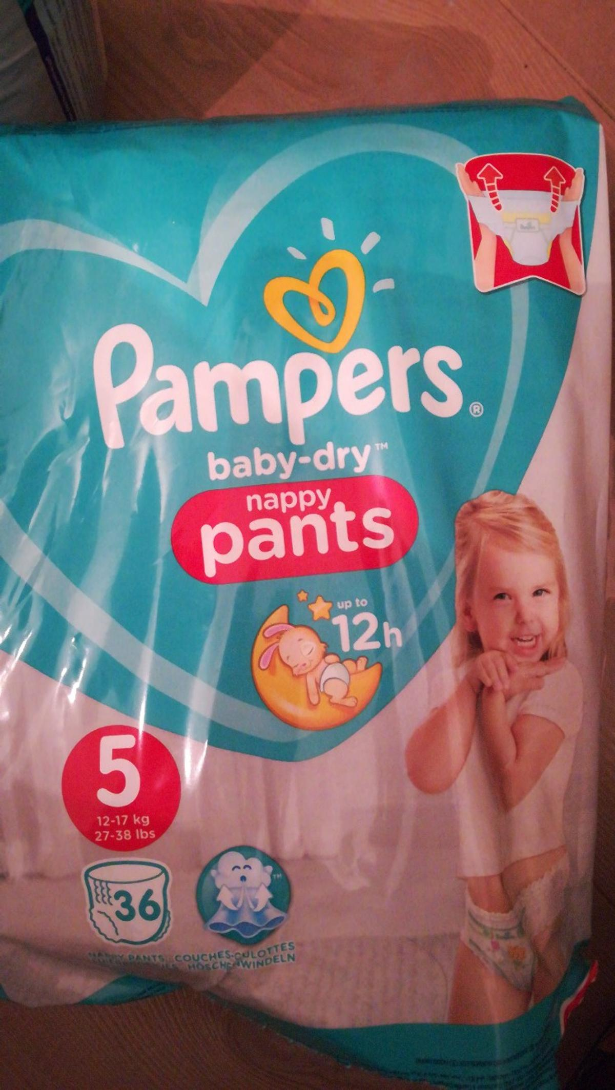 c333cbd601c0b6 Pampers baby dry pants windeln in 6136 for €25.00 for sale - Shpock