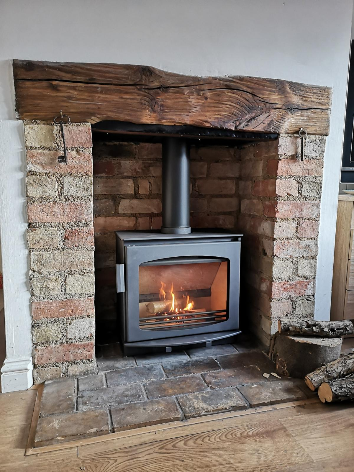 Wood Burning Stove Installation Services In Pe29 Huntingdon