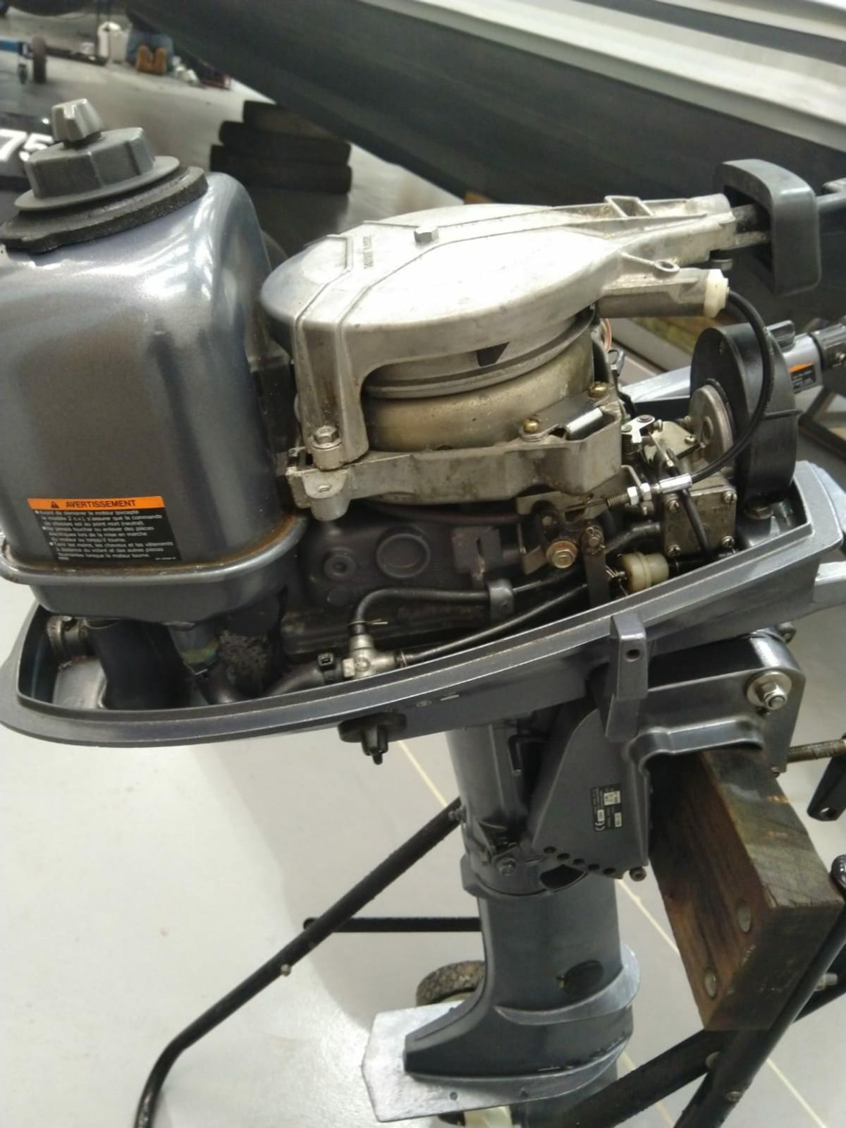 yamaha outboard engine in PO3 Portsmouth for £200 00 for