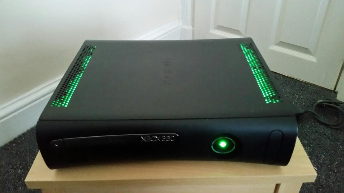 Modded xbox 360 rgh/jtag console's in OL13 Rossendale for