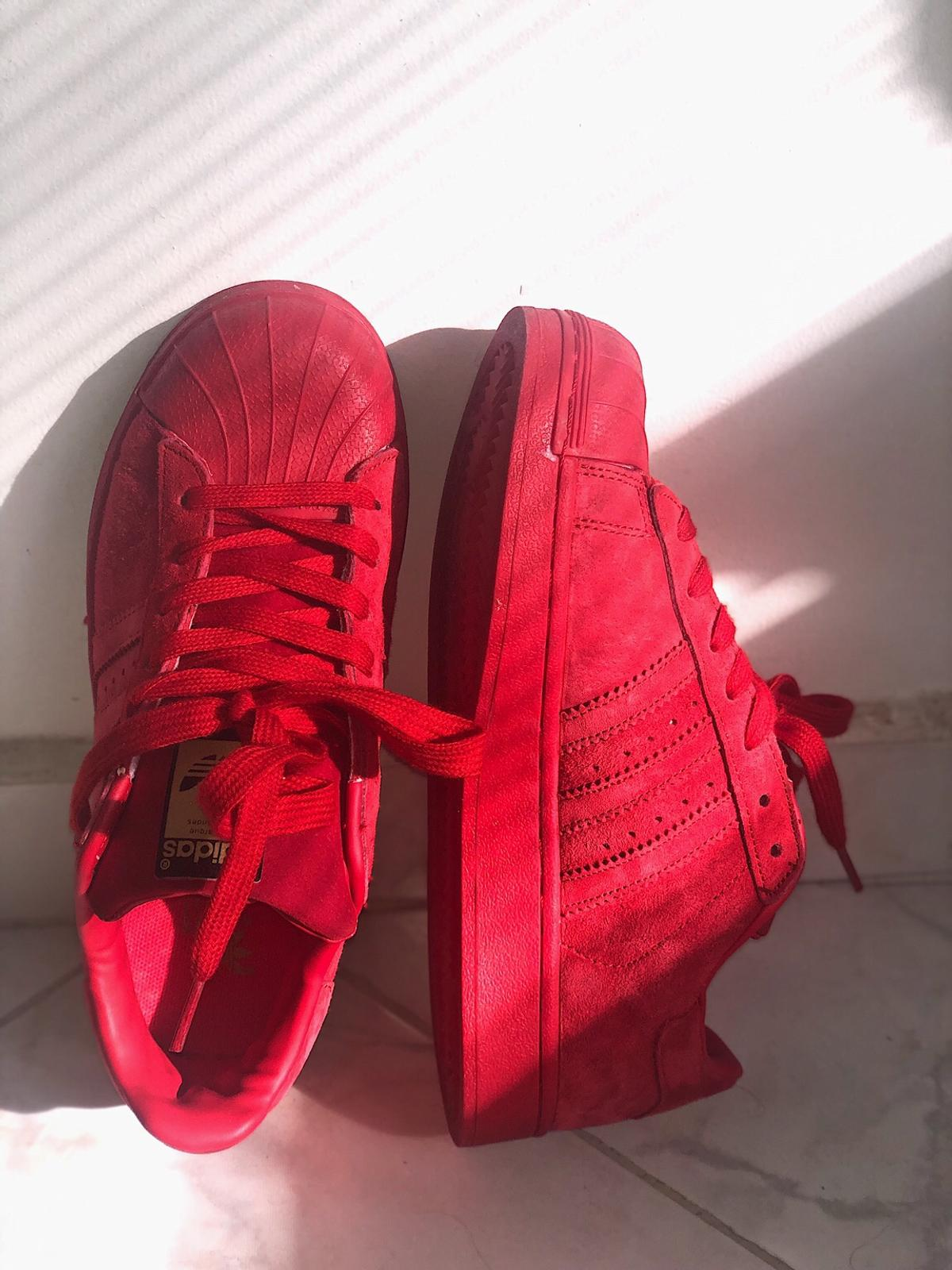 Adidas Red Velvet Shoes in 1415 Vitosha for €45.00 for sale ...
