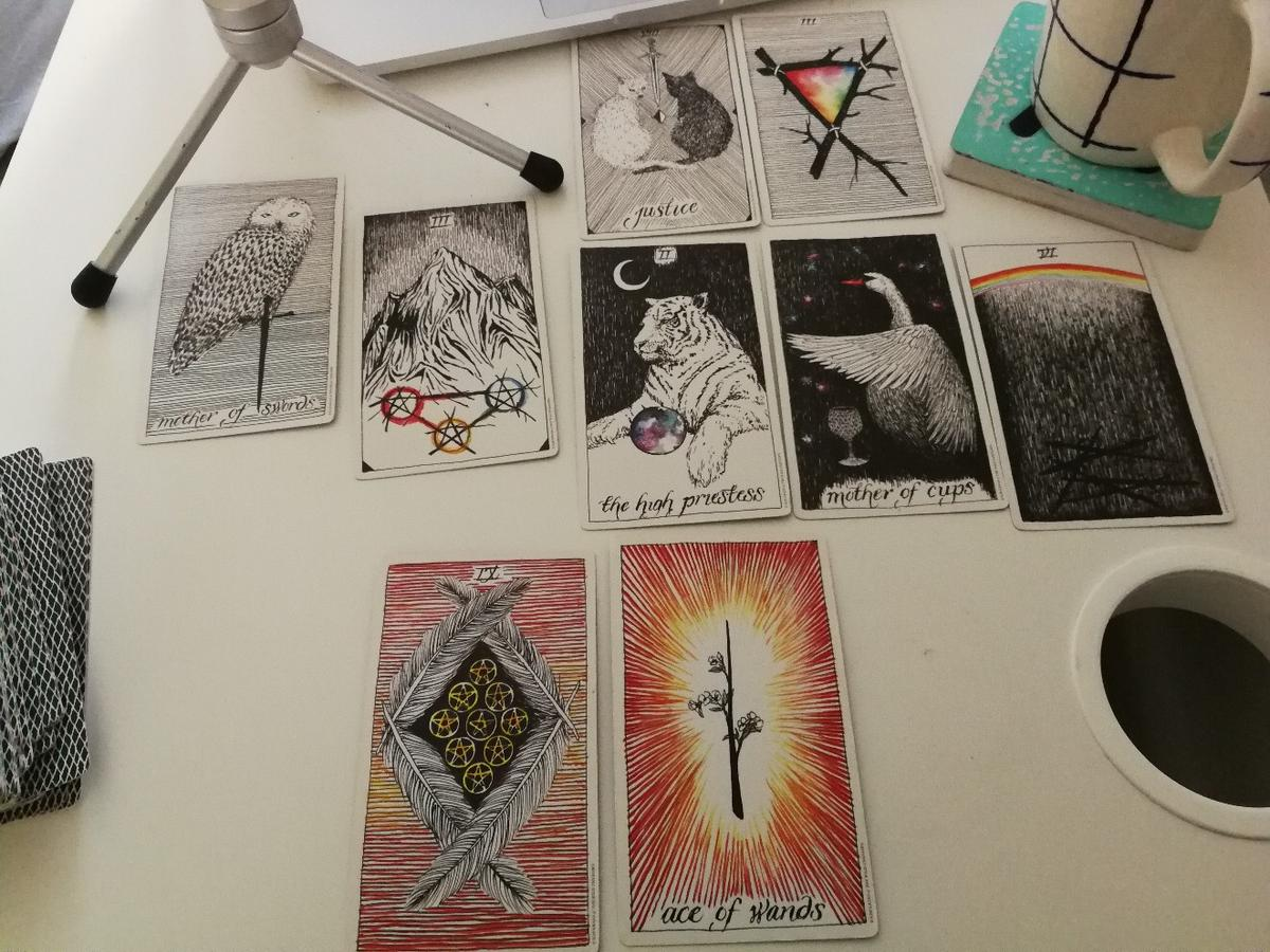 Birth chart and tarot readings in N17 Haringey for £10 00