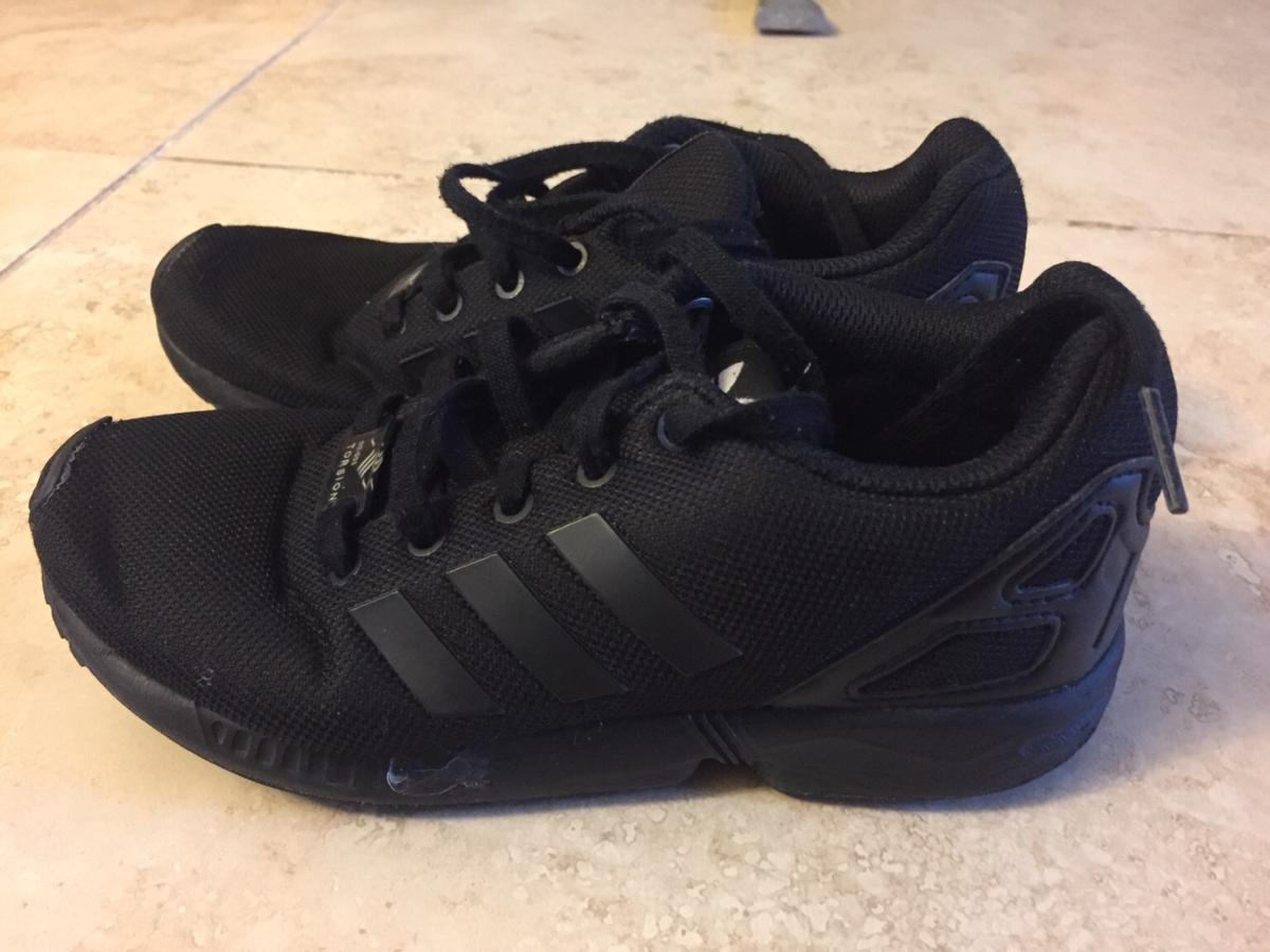 buy popular 695e0 49224 Kids ZX flux trainers size 13.5 in Walsall for £10.00 for ...