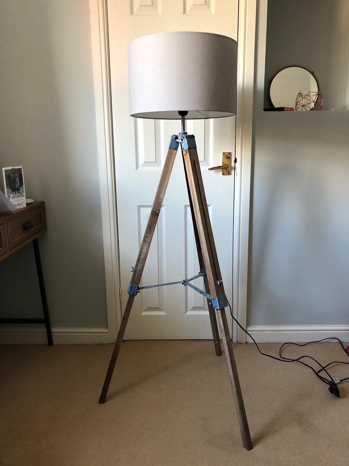 Buy Alpine Tripod Floor Lamp from the
