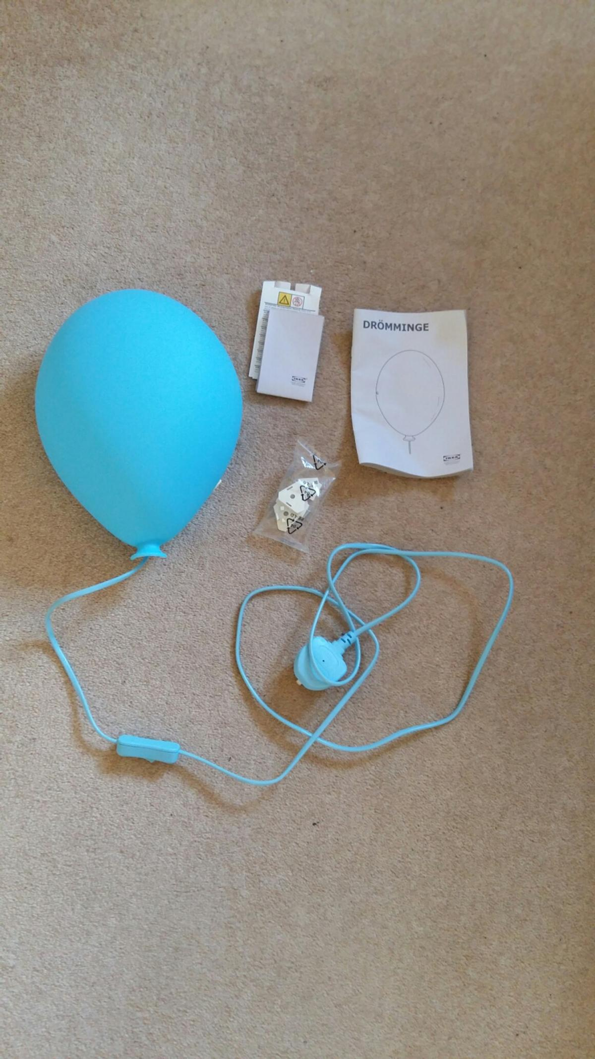 Ikea Dromminge Wall Lamp Blue In S60 Rotherham For 3 00 For Sale Shpock