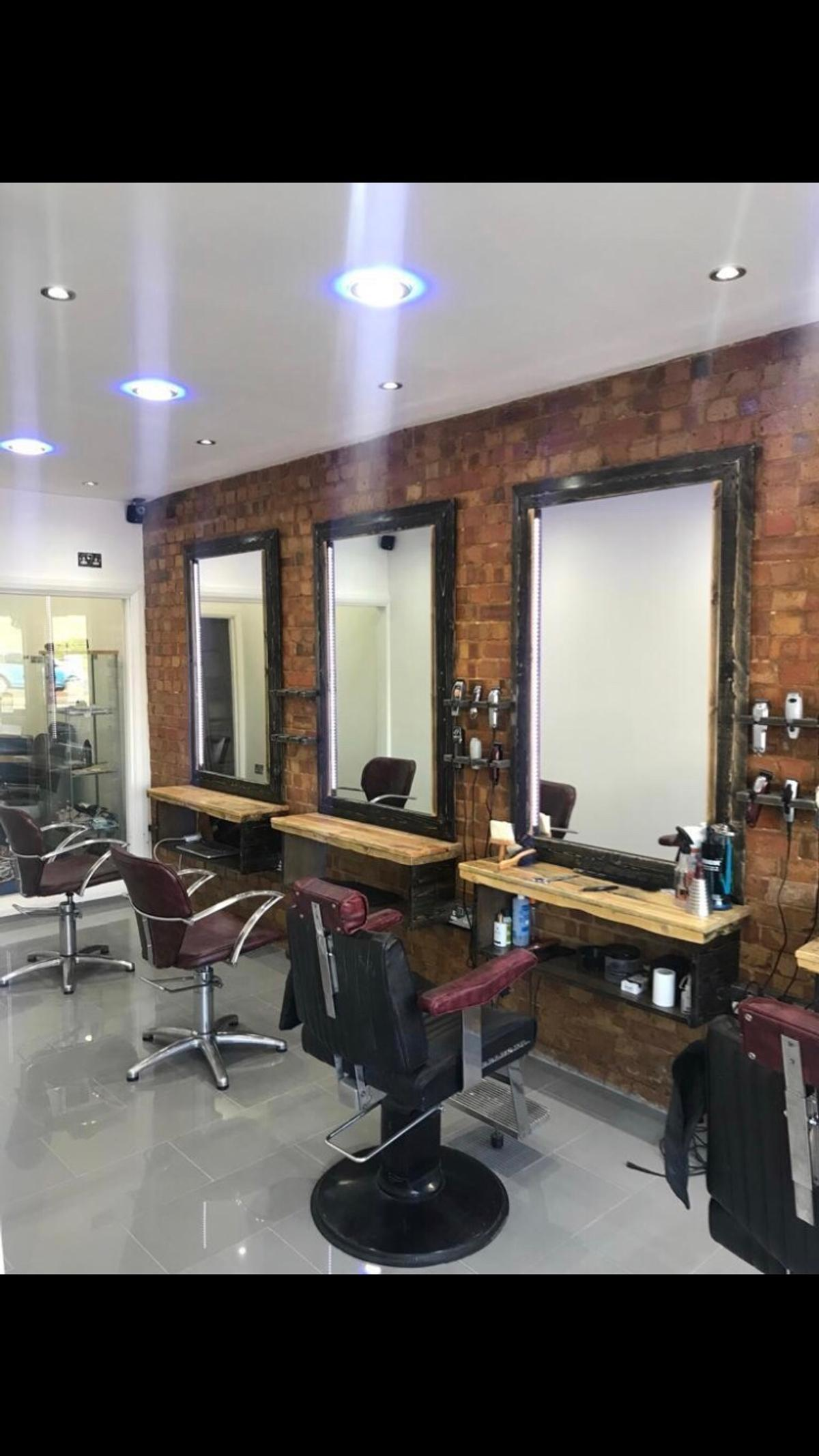 Super Hairdresser Barber Chairs To Rent 150Pw Home Interior And Landscaping Ologienasavecom