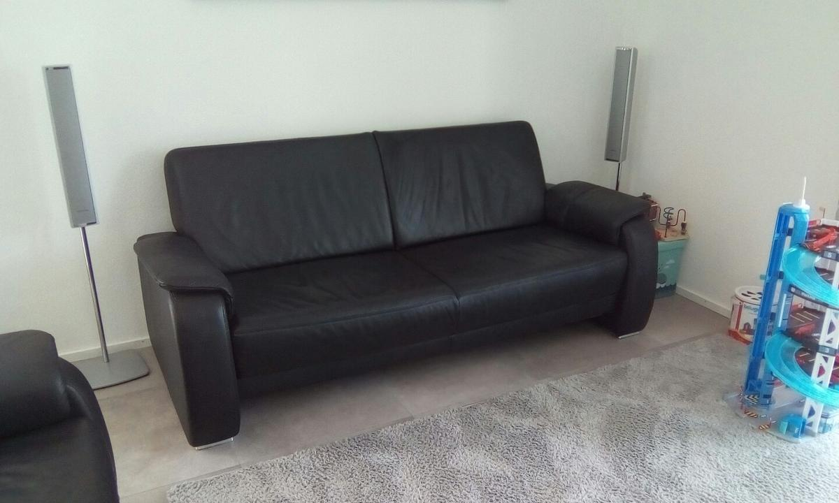 Leder Couch Garnitur Von Musterring In 84051 Essenbach For 100 00 For Sale Shpock
