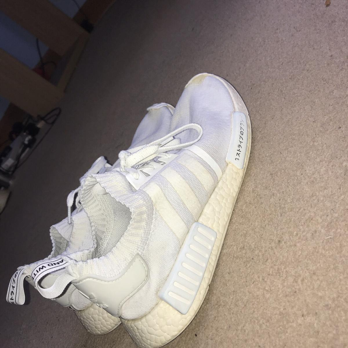4d7ebdd1011f1 Adidas nmd japan r1 white size 9.5 in Cottingwith for £50.00 for ...