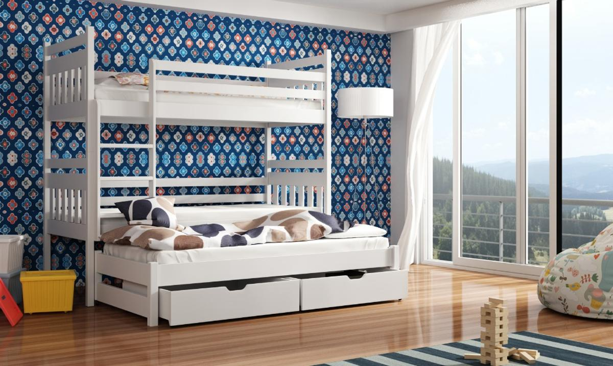 3 Sleeper Triple Wooden Bunk Bed Mattresses In Cv2 Coventry For 329 00 For Sale Shpock