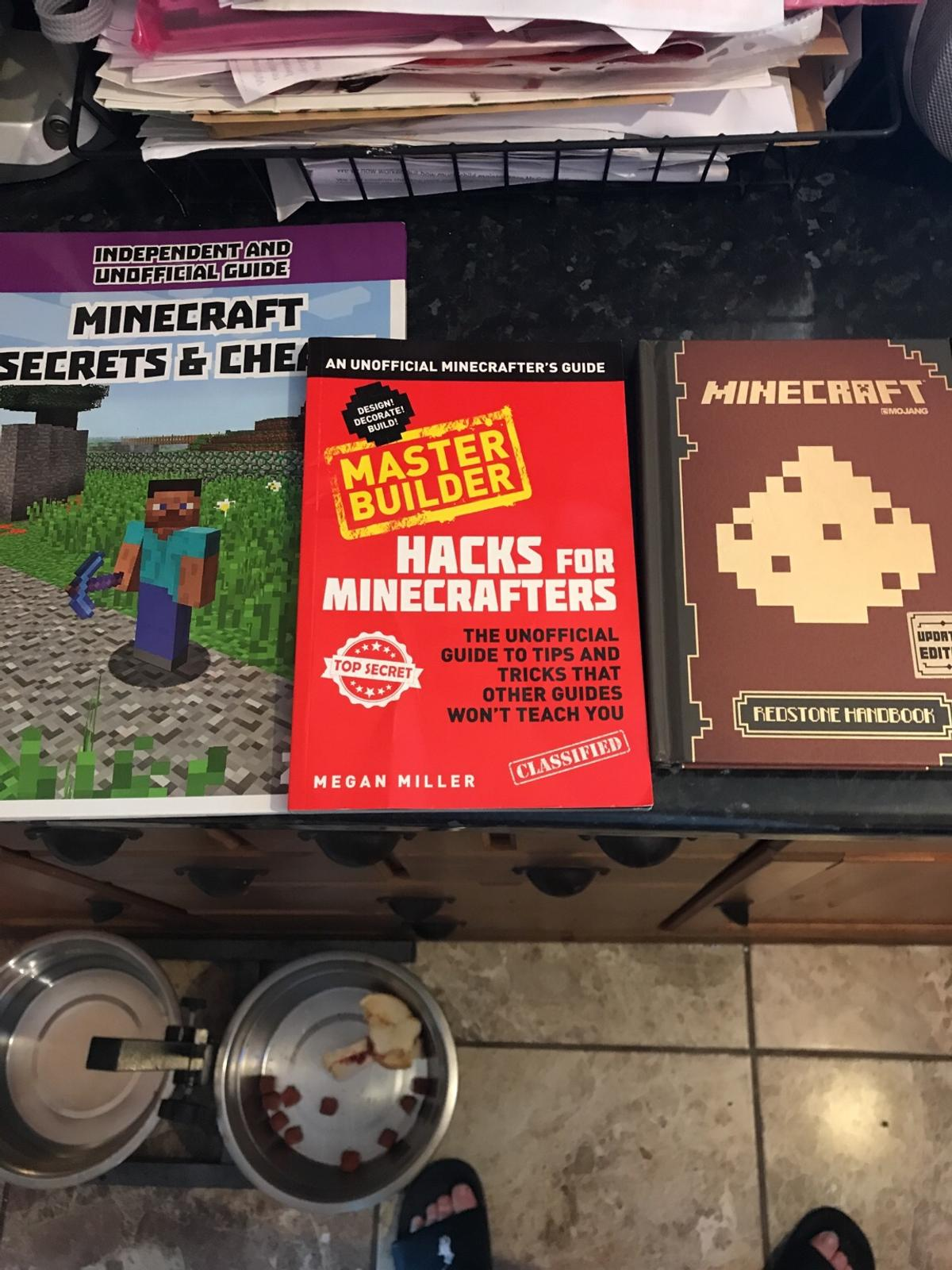 Books Minecraft in SN15 Bromham for £20 00 for sale - Shpock