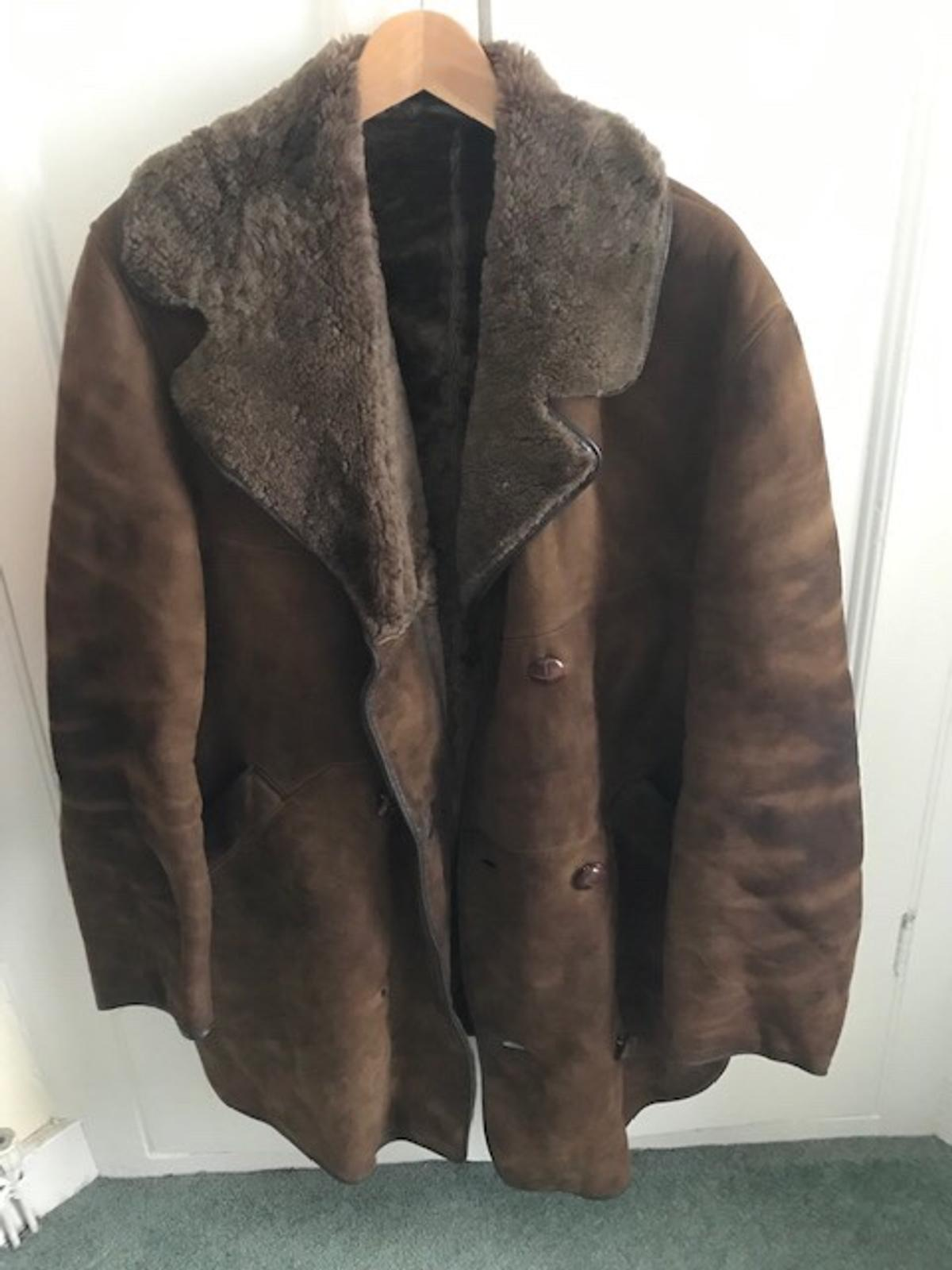 Sheepskin Jacket Mens In E14 Hamlets For 50 00 For Sale Shpock