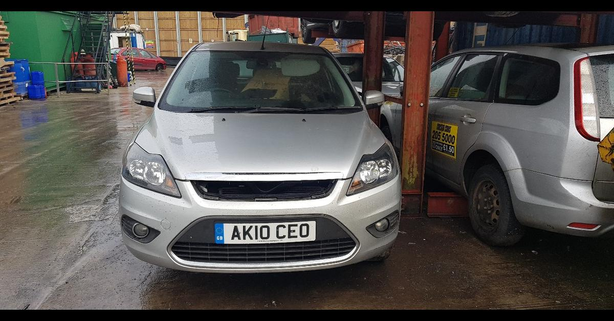Ford Focus Mk2 Facelift G6da Auto Breaking In M24 Oldham For