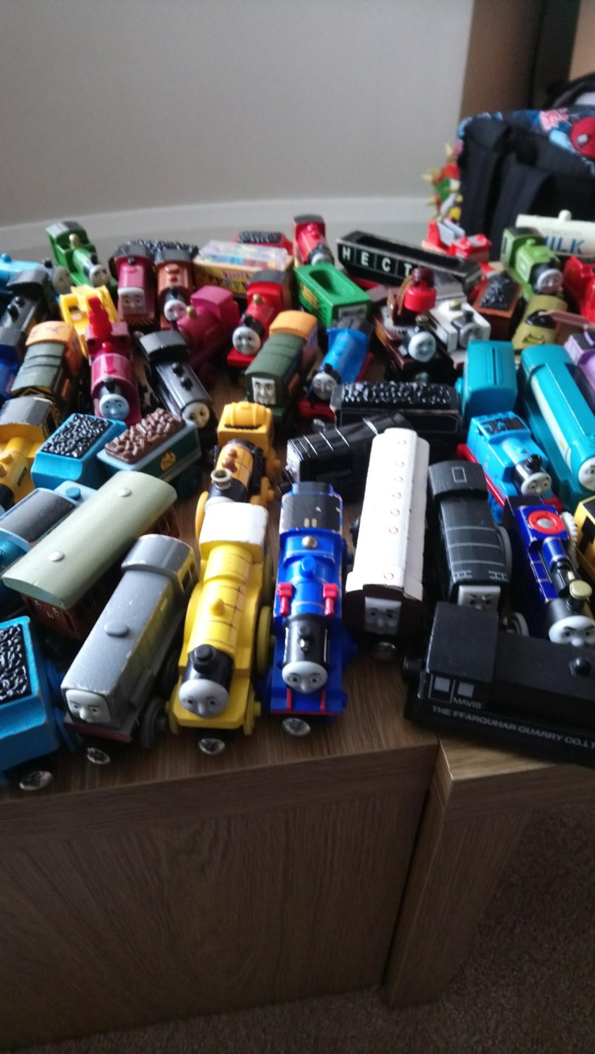 Thomas The Tank Engine Wooden Railway Trains In L31 Sefton For