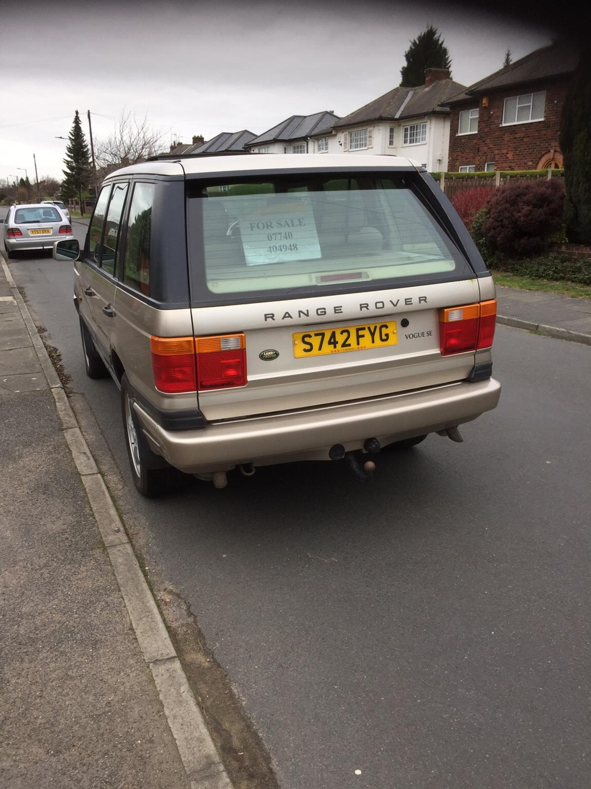 Land Rover Range Rover in DN4 Doncaster for £2,995 00 for