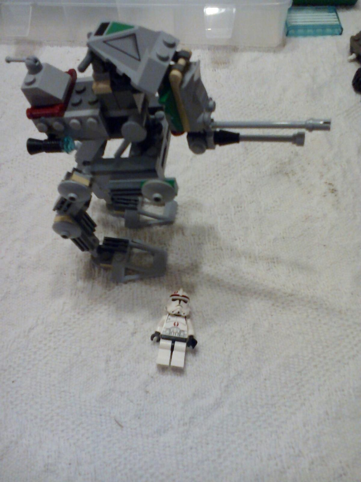Lego Star Wars Clone Scout Walker 7250 In B80 Avon For 1200 For