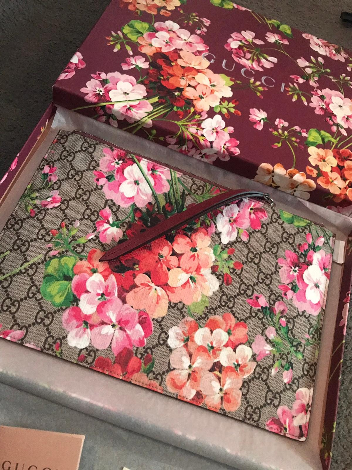 a544ab2d Gucci blooms bloom pouch clutch bag in S60 Rotherham for £400.00 for ...