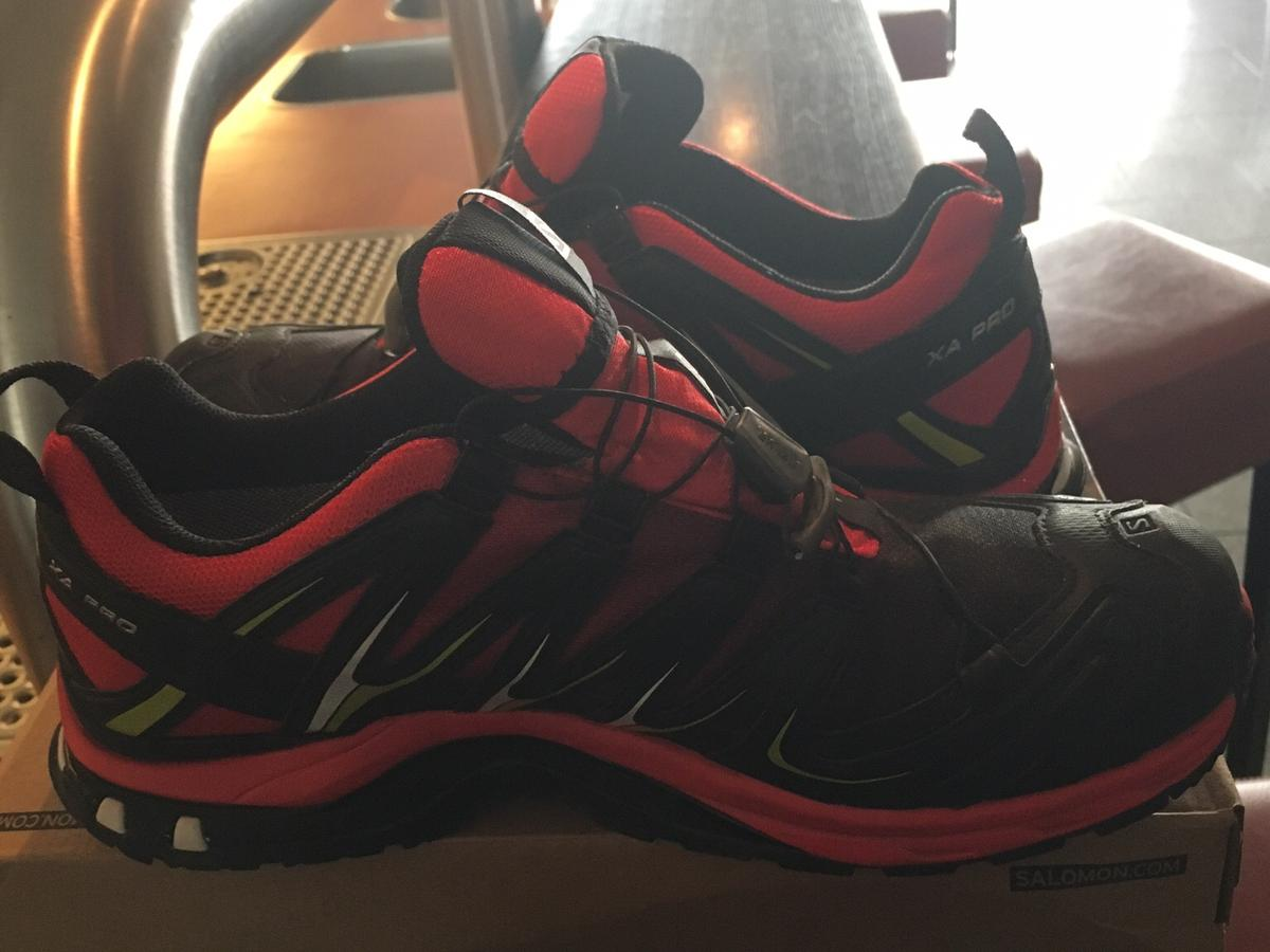 separation shoes e5092 c4071 Salomon Wandeschuhe in 94130 Obernzell for €90.00 for sale ...