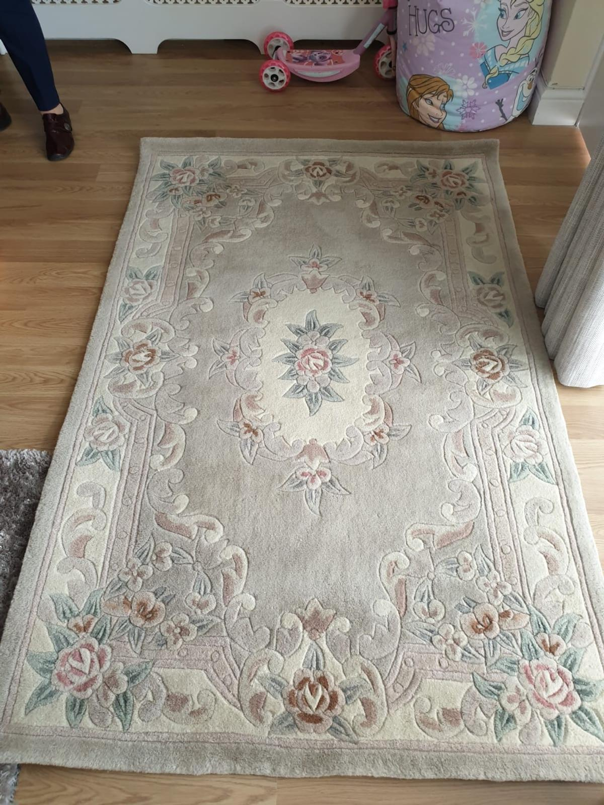 Immaculate Condition Chinese Rug