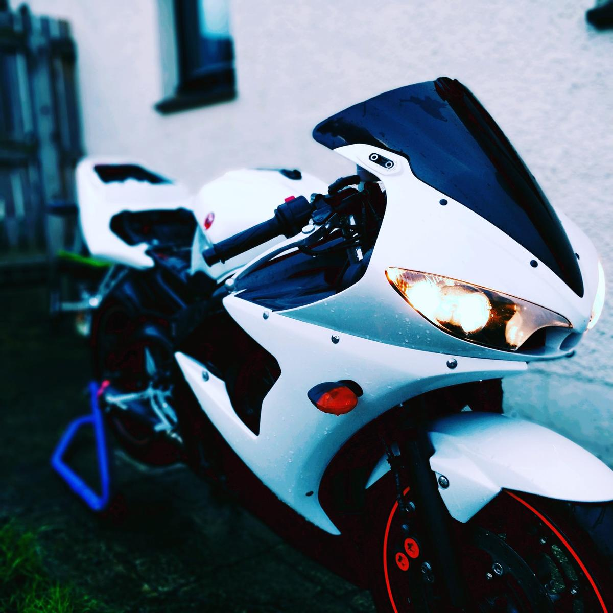 Yamaha R6 Price Reduced Due New Car Purchase In Iv7 Bridge For 2 999 00 For Sale Shpock