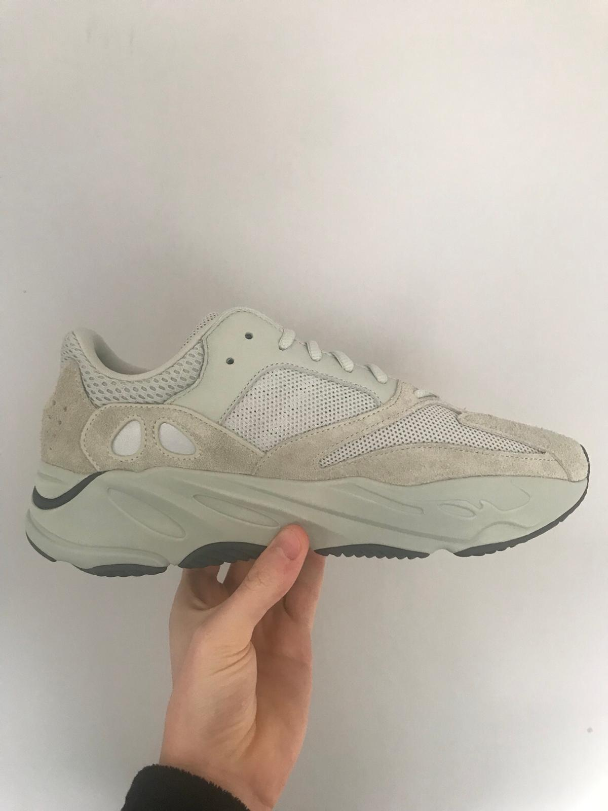 f482458ae49 Adidas Yeezy 700 Salt uk 10 in ST5-Lyme for £260.00 for sale - Shpock