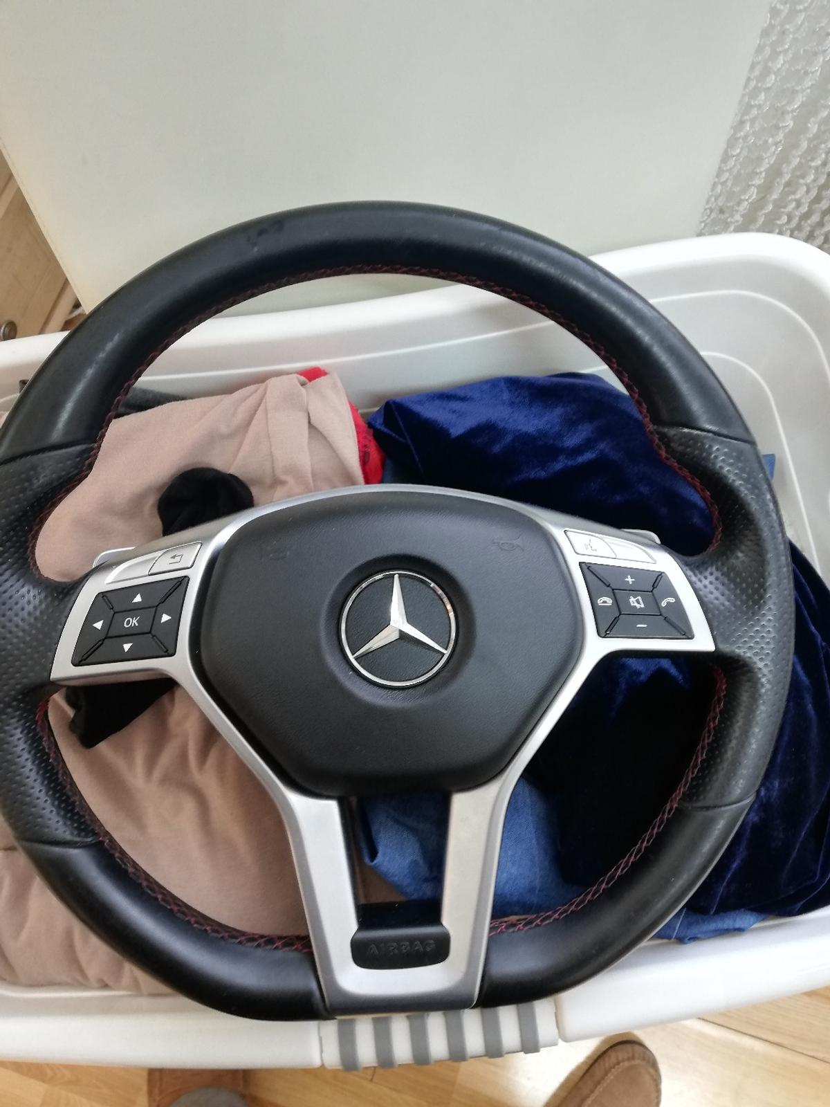 Steering Wheel Mercedes Amg For Sale In E12 Newham For 295 00 For Sale Shpock