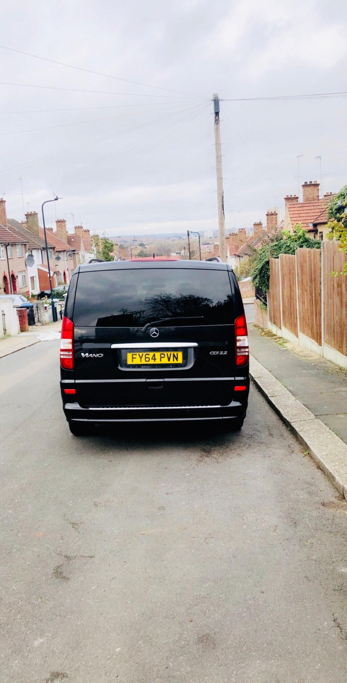 Mercedes-Benz Viano 2 2 CDI EXTRA LONG in NW10 London