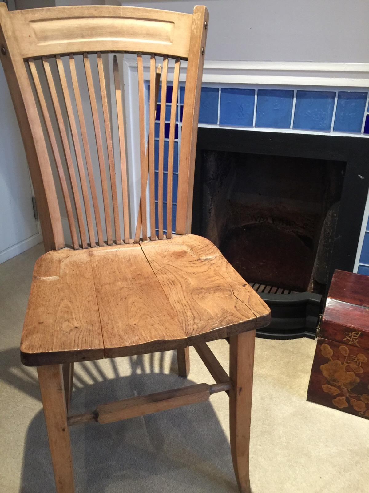 Antique Wooden Chair In N8 London For 30 00 For Sale Shpock