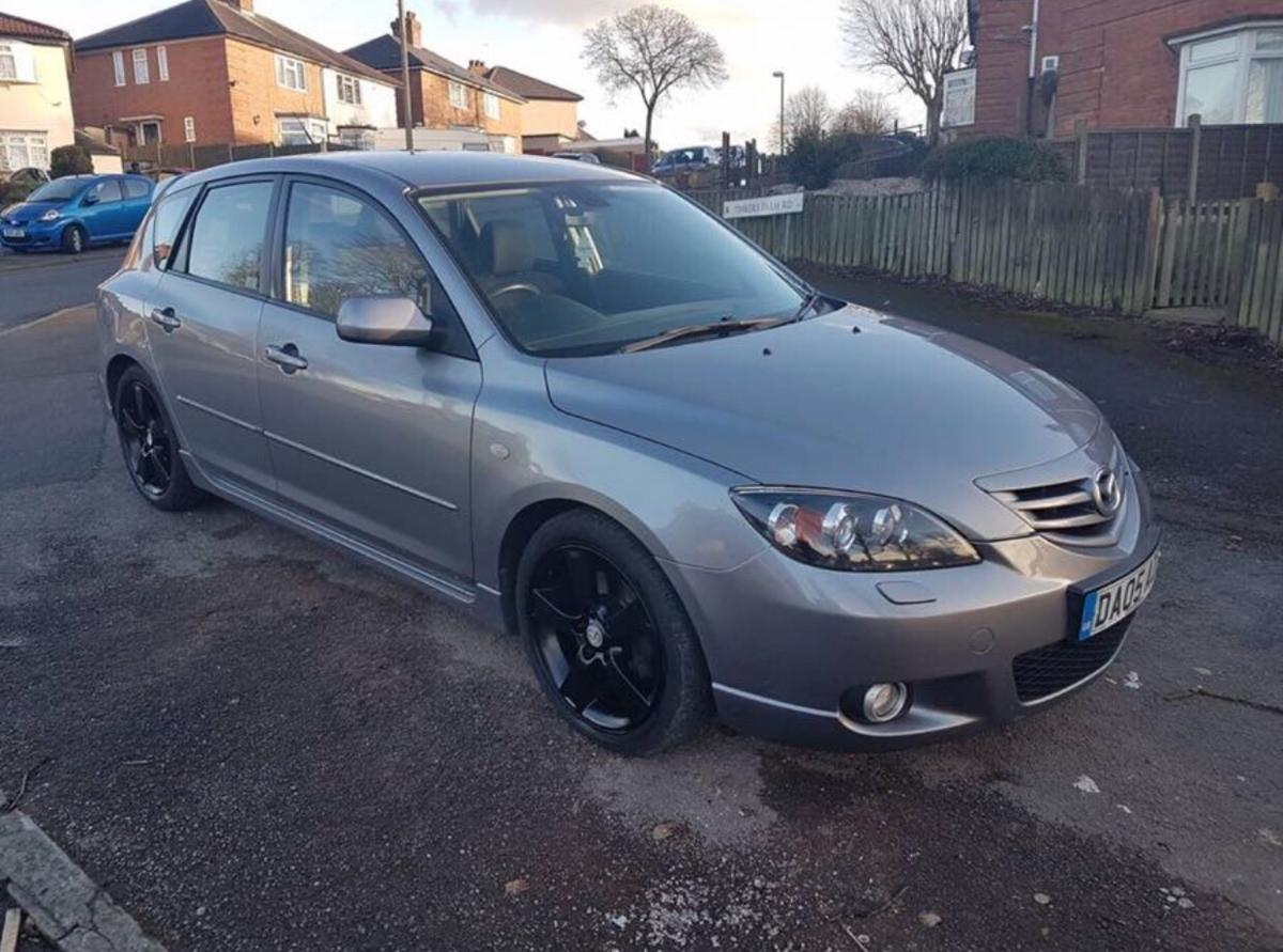 Mazda 3 2 0 Sport 5Dr - URGENT SALE NEEDED! in WS5 Walsall
