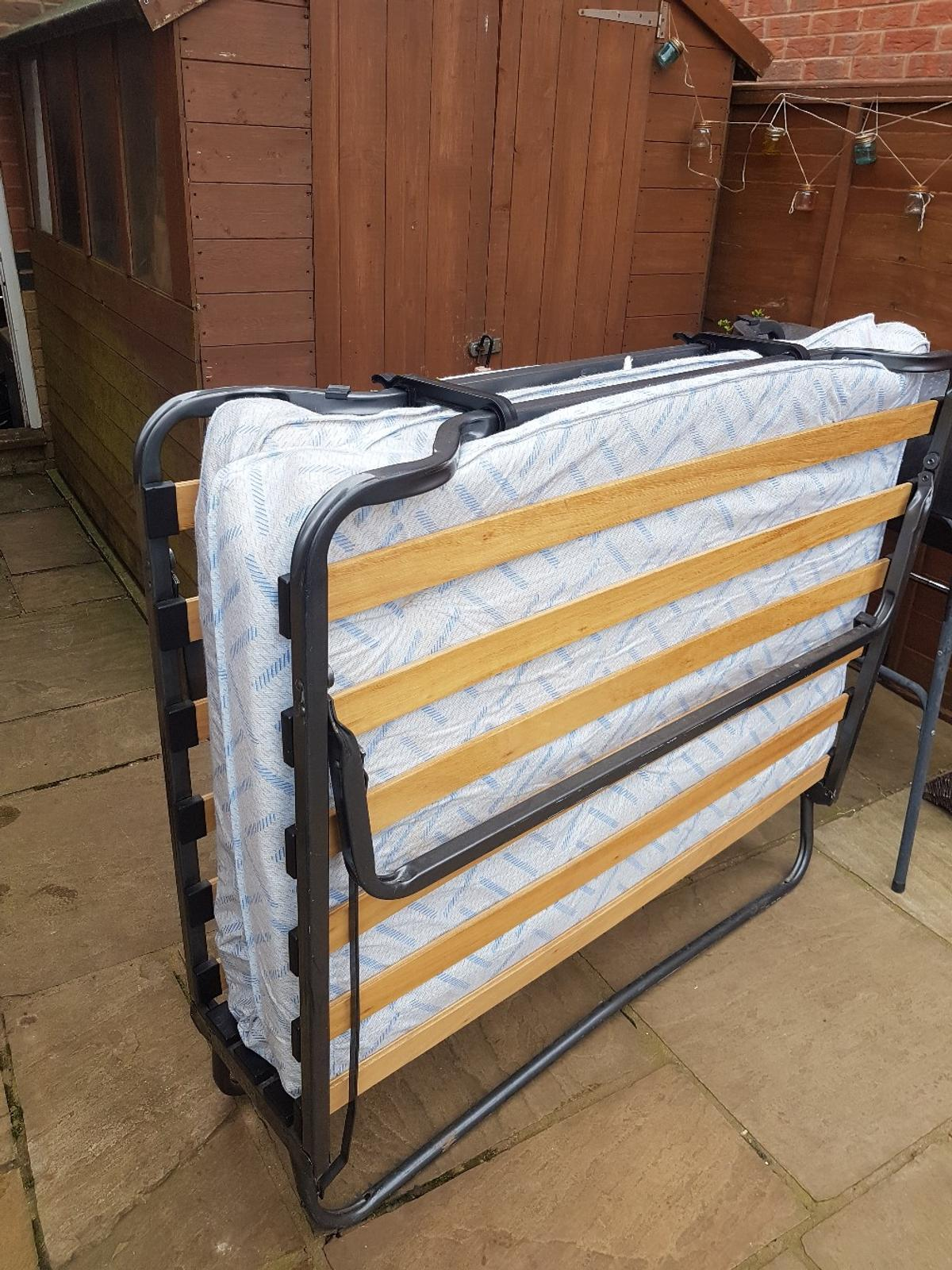 Picture of: Double Fold Up Bed Mattress In Bolsover For 30 00 For Sale Shpock
