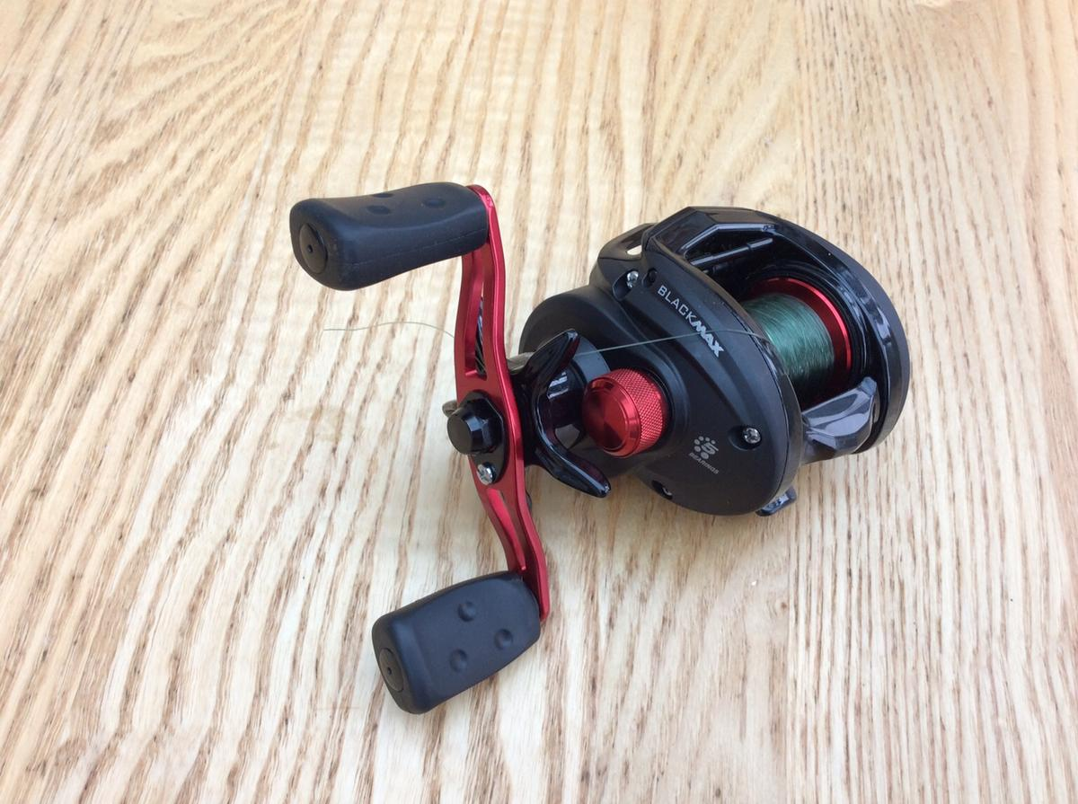Max Baitcasting Reel New In Me5 Chatham