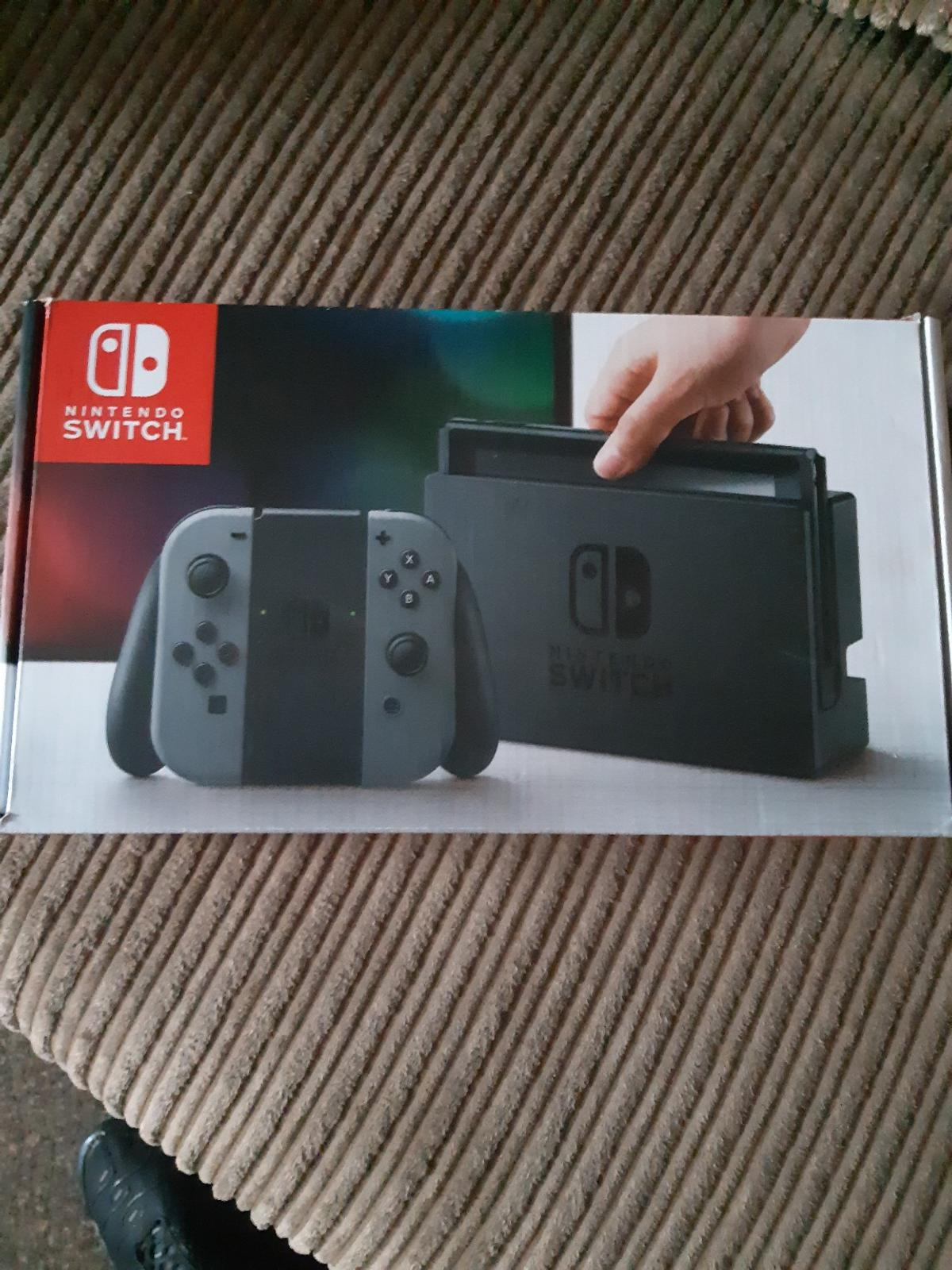 Nintendo switch modded in Wigan for £300 00 for sale - Shpock