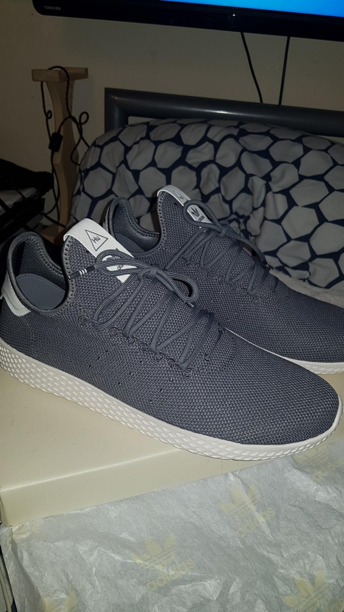 stable quality official shop special sales Adidas x Pharrell Williams PW TENNIS HU