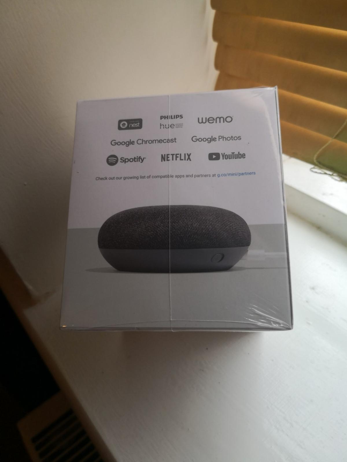 Google Home mini Voice assistant in L13 Liverpool for £45 00