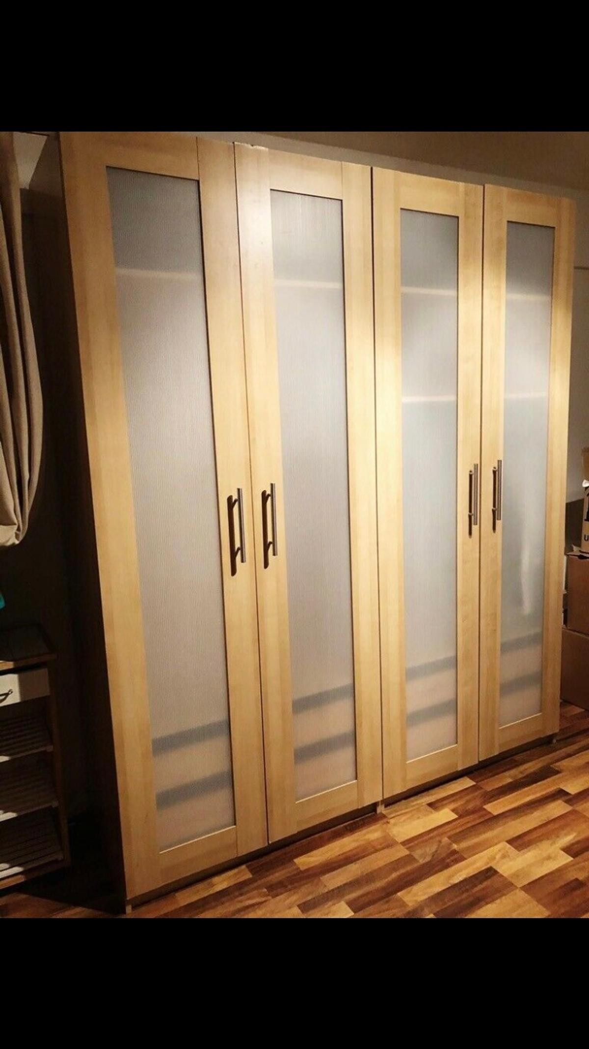 Ikea Pax Holz Schrank In 45127 Essen For 190 00 For Sale Shpock