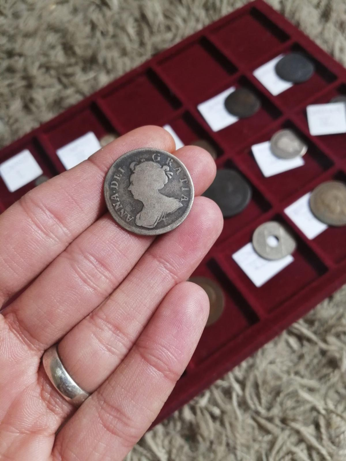 RARE British coins  900 years old in B31 Birmingham for