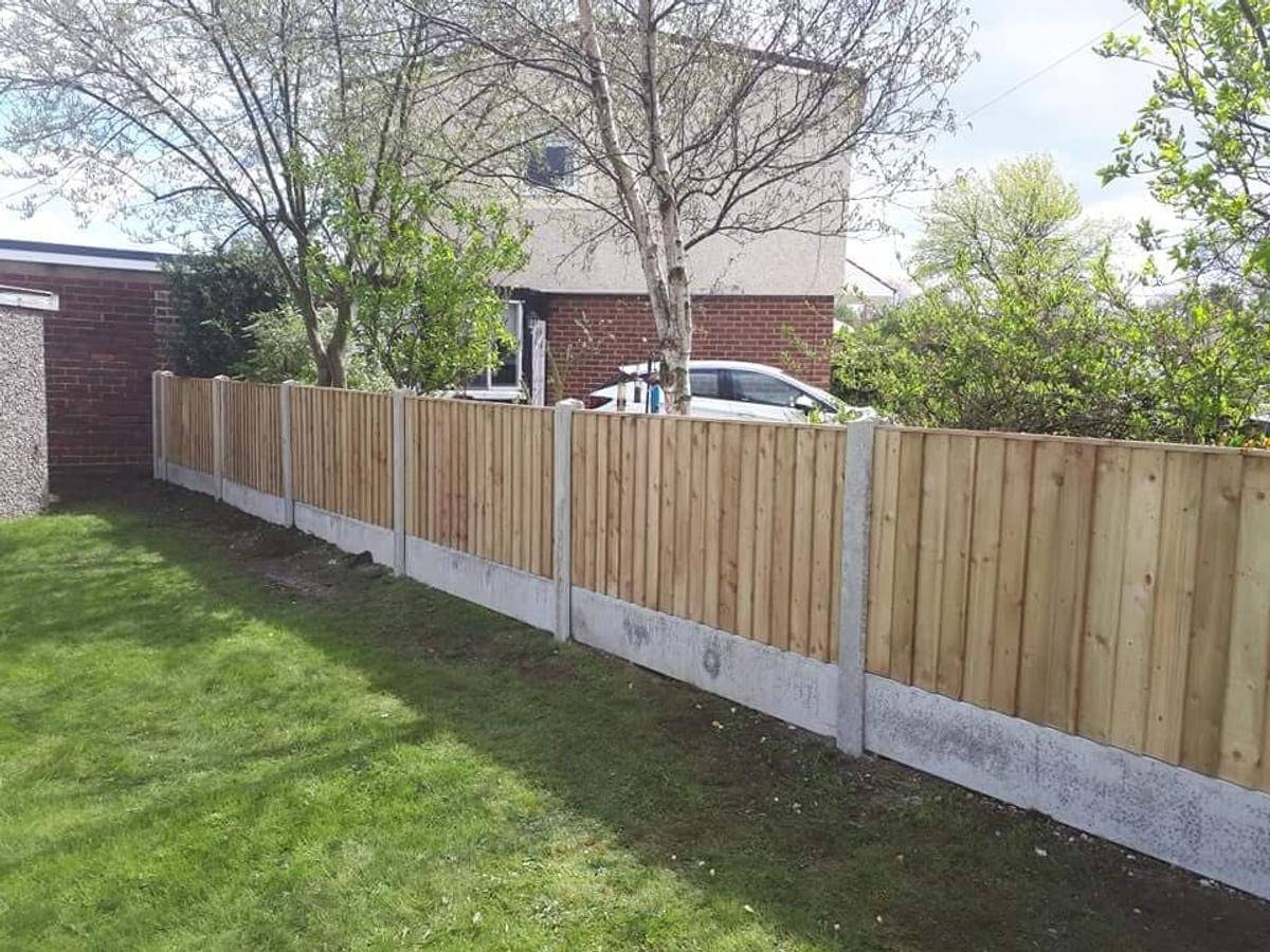UK FENCING CASTLEFORD in WF10 Wakefield for free for sale ...