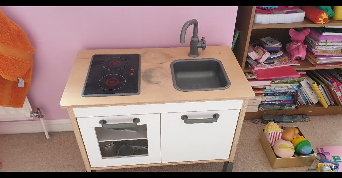 IKEA girls play kitchen in Coventry for £15 00 for sale - Shpock