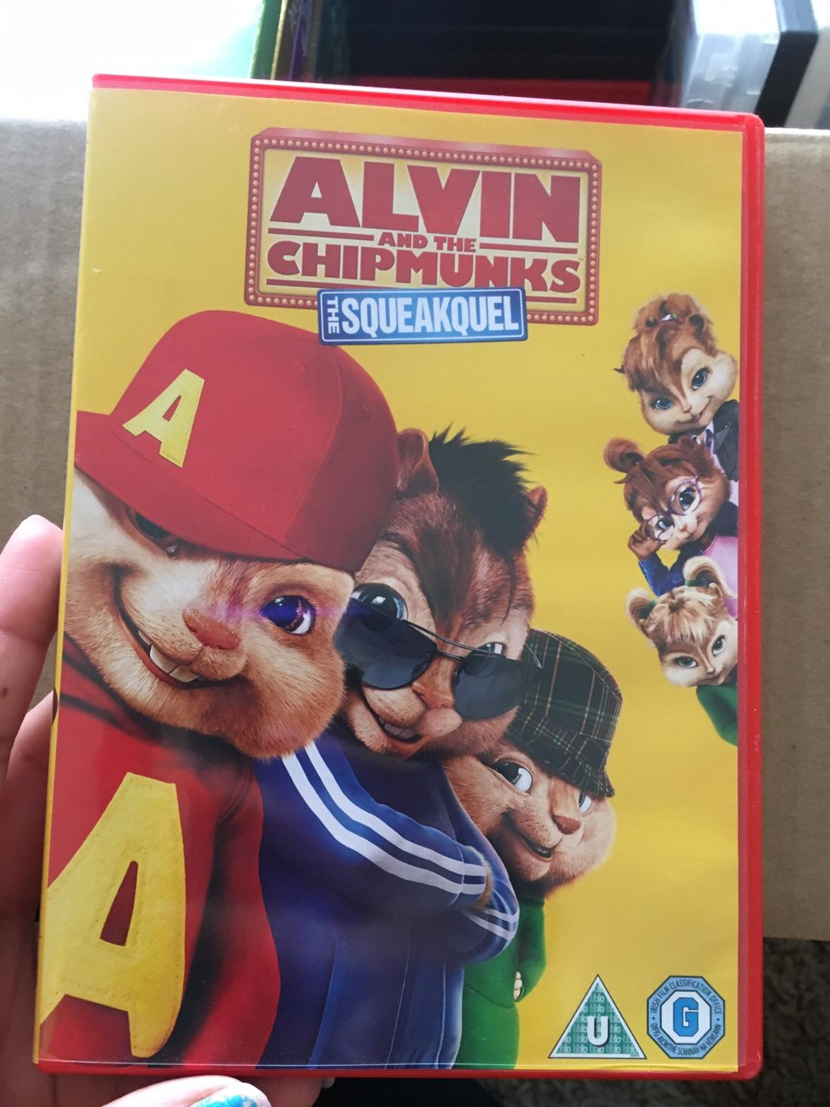 Alvin And The Chipmunks 3 Images alvin and the chipmunks 3 dvd