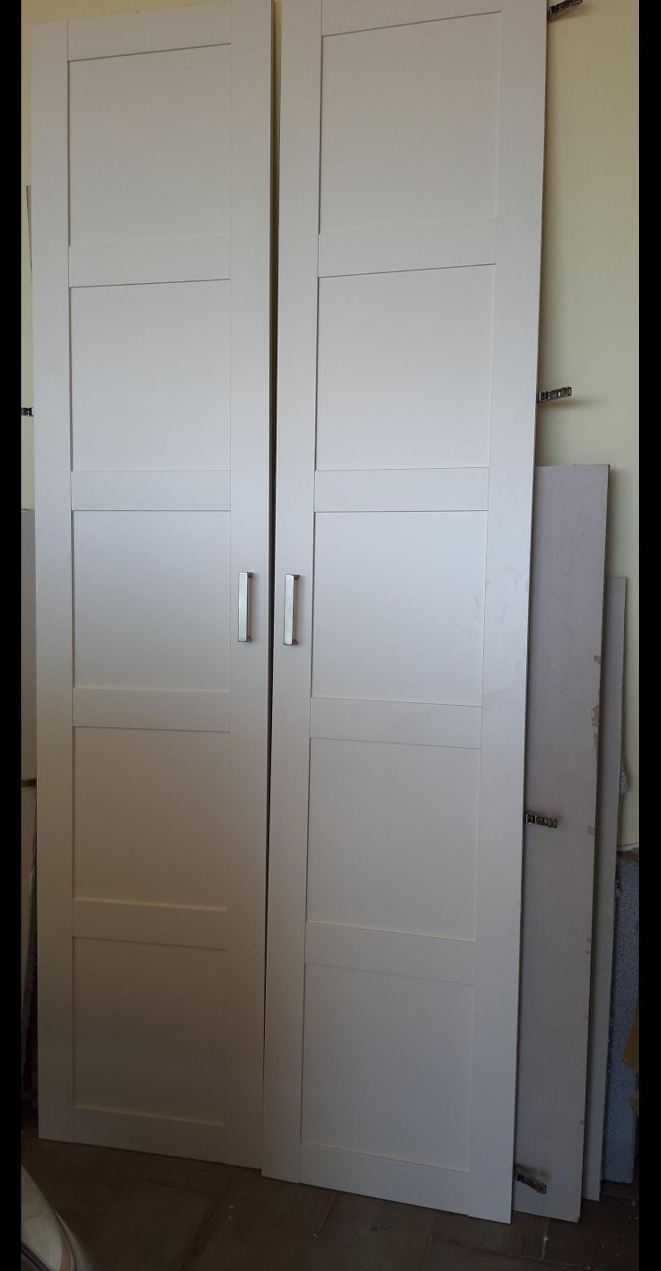 Ikea Armadio Due Ante.Ante Ikea Pax In Marsicovetere For 40 00 For Sale Shpock