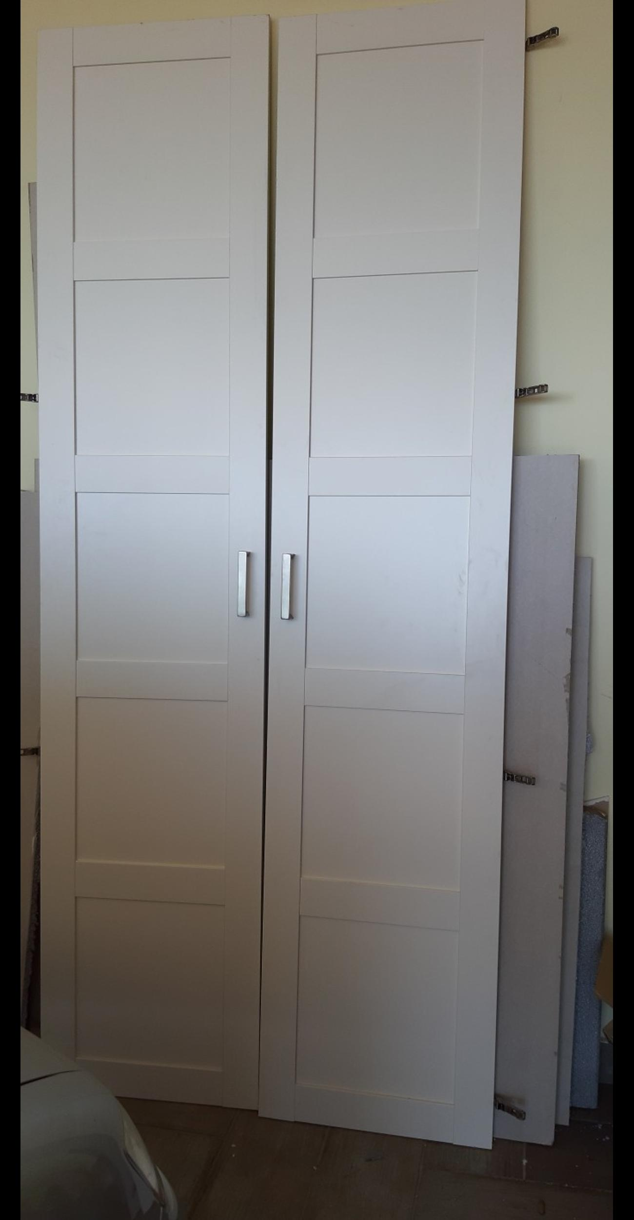Armadio Pax Ikea 2 Ante.Ante Ikea Pax In Marsicovetere For 40 00 For Sale Shpock