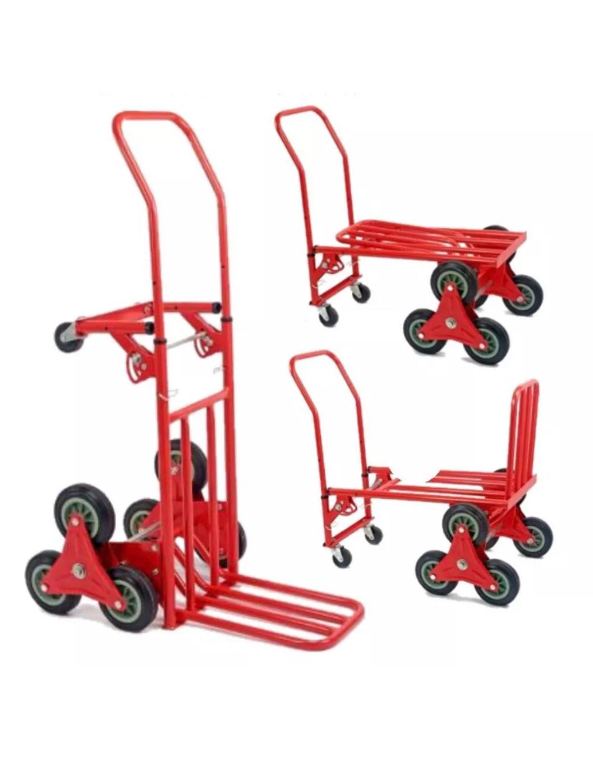 6 wheel stair climbing trolley in W8 Chelsea for £30 00 for