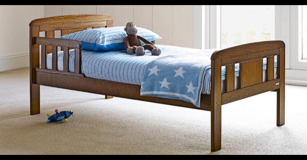 new style 71670 5da5a John Lewis Toddler Bed