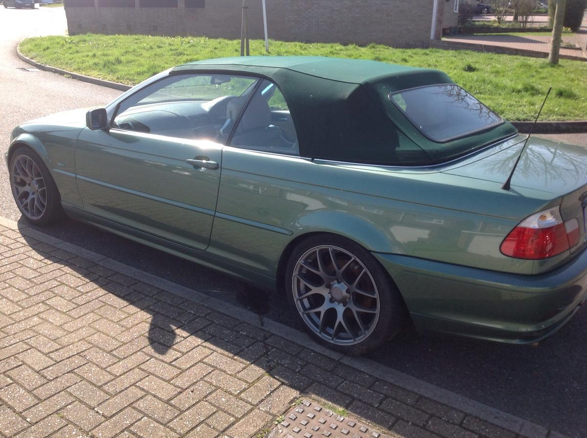 Bmw E46 325ci Convertible In Br5 Bromley For 1 000 00 For Sale Shpock